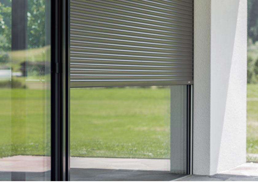 Bauelemente Lücking · Markisen, Terrassentüren, Fenster, Türen, Haustüren · Rollladen